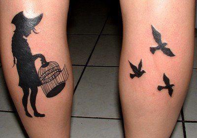 Tattoos femininas 33