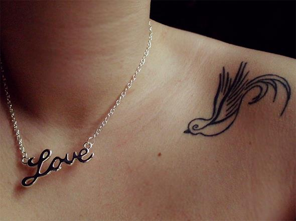 Tattoos femininas 45