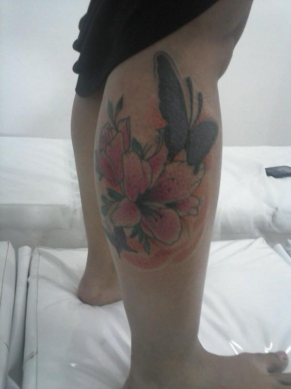 Tattoos femininas 55