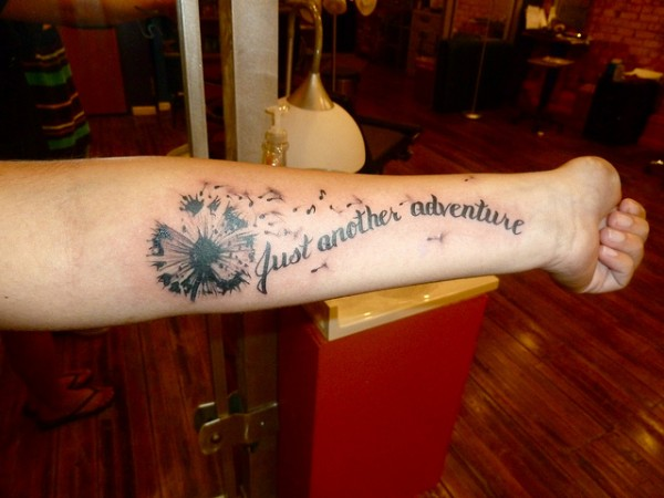 Tatuagem de Dente de Leao 67
