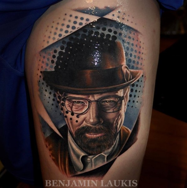 Tatuagens da serie Breaking Bad 04