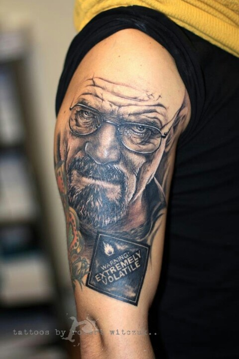 Tatuagens da serie Breaking Bad 05
