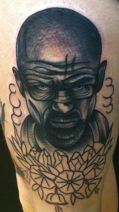 Tatuagens da serie Breaking Bad 07