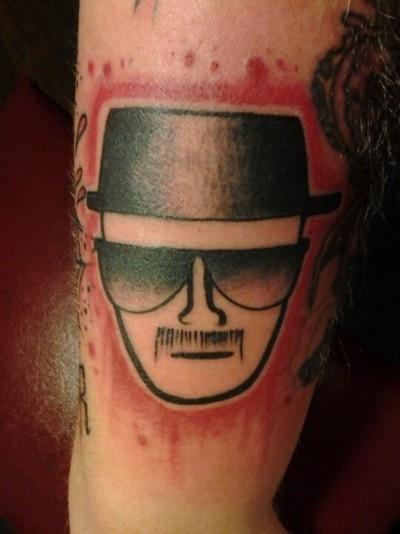 Tatuagens da serie Breaking Bad 08