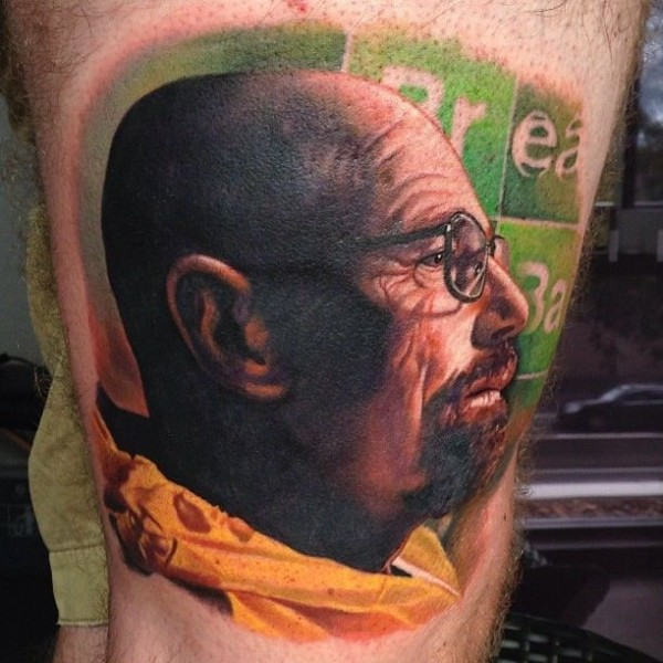 Tatuagens da serie Breaking Bad 10