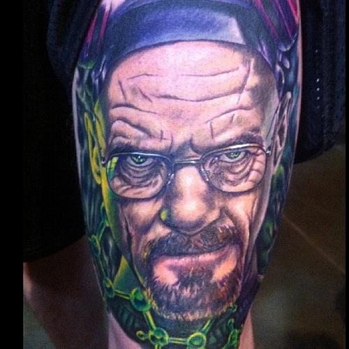 Tatuagens da serie Breaking Bad 11