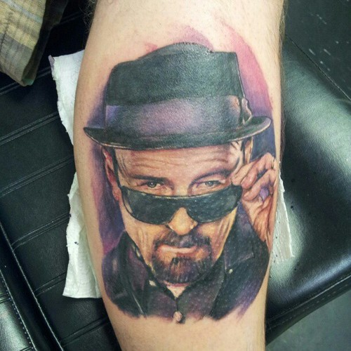 Tatuagens da serie Breaking Bad 12