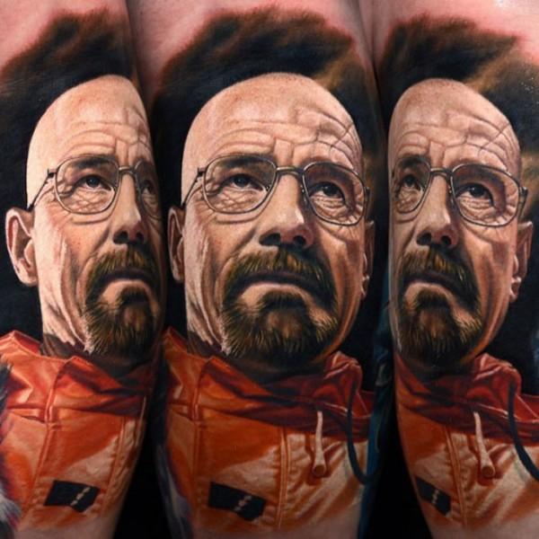 Tatuagens da serie Breaking Bad 13