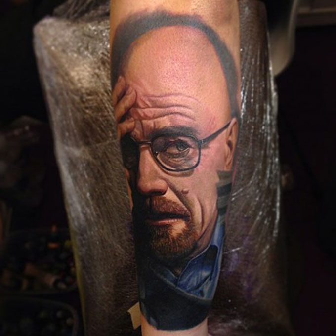 Tatuagens da serie Breaking Bad 15