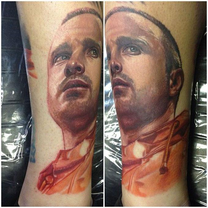 Tatuagens da serie Breaking Bad 16