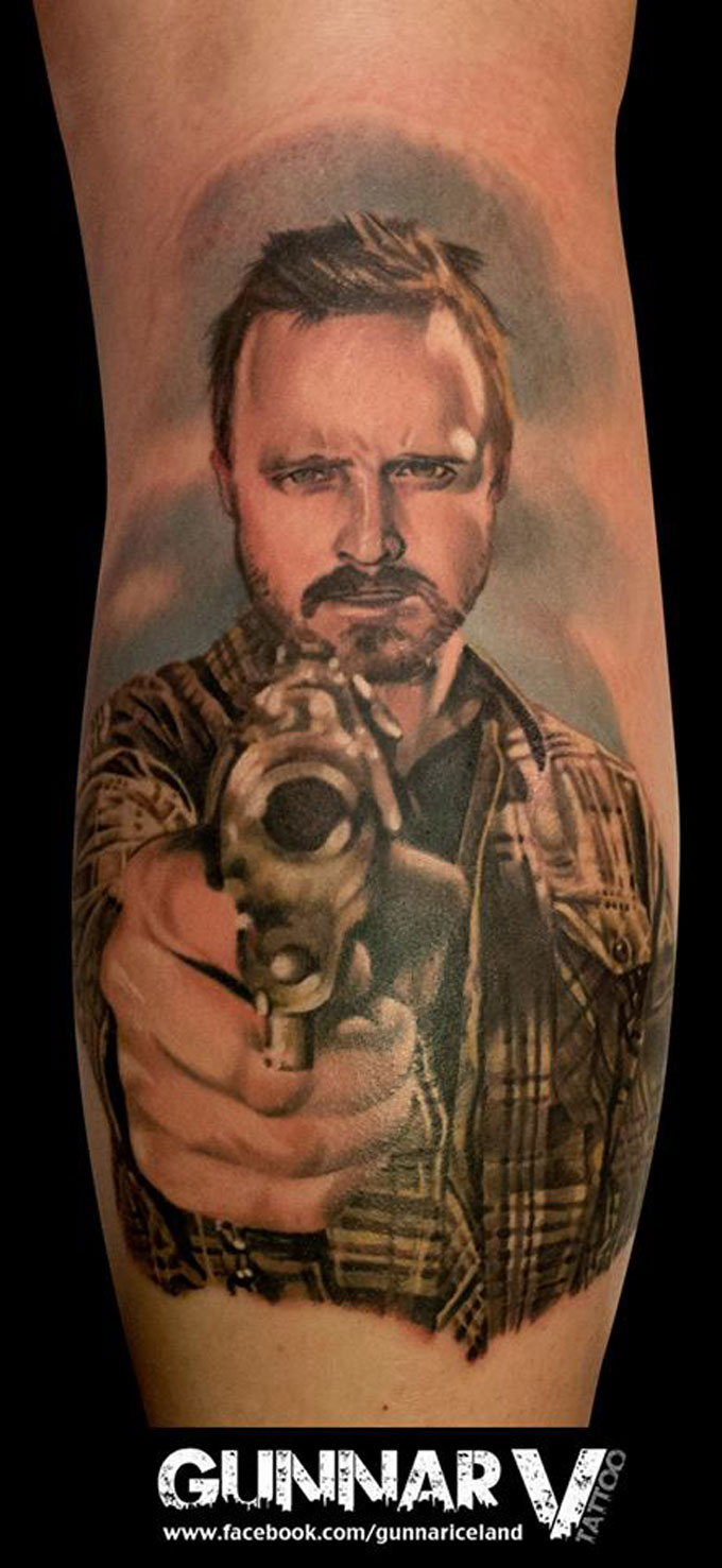 Tatuagens da serie Breaking Bad 20