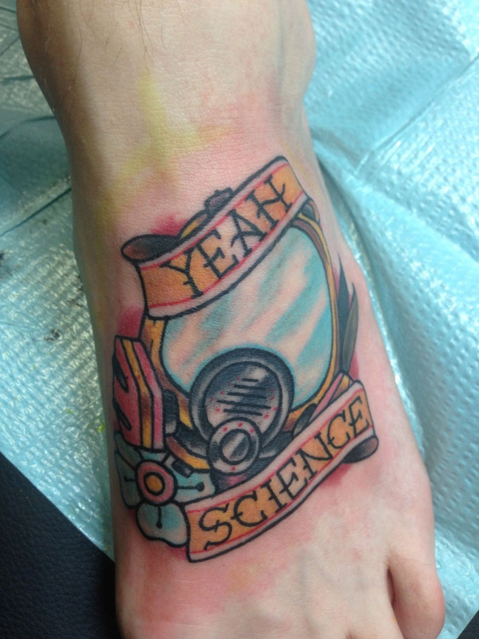 Tatuagens da serie Breaking Bad 27