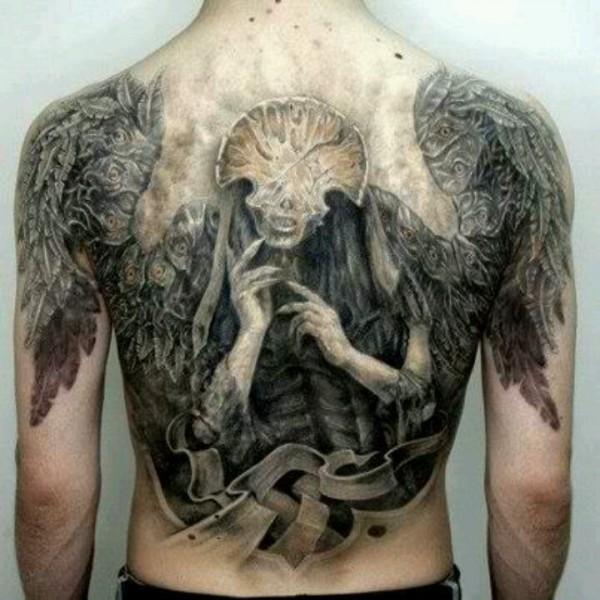 Tatuagens de Hellboy 03