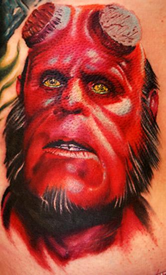 Tatuagens de Hellboy 05