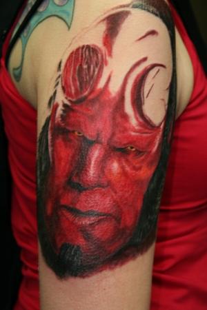 Tatuagens de Hellboy 06