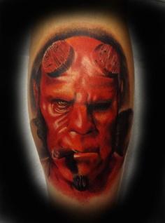 Tatuagens de Hellboy 07