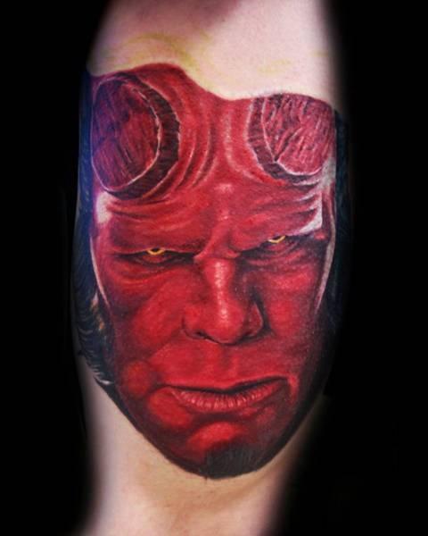 Tatuagens de Hellboy 08