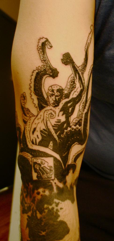 Tatuagens de Hellboy 20