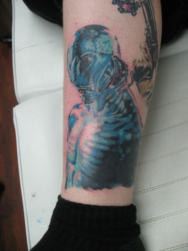Tatuagens de Hellboy 23