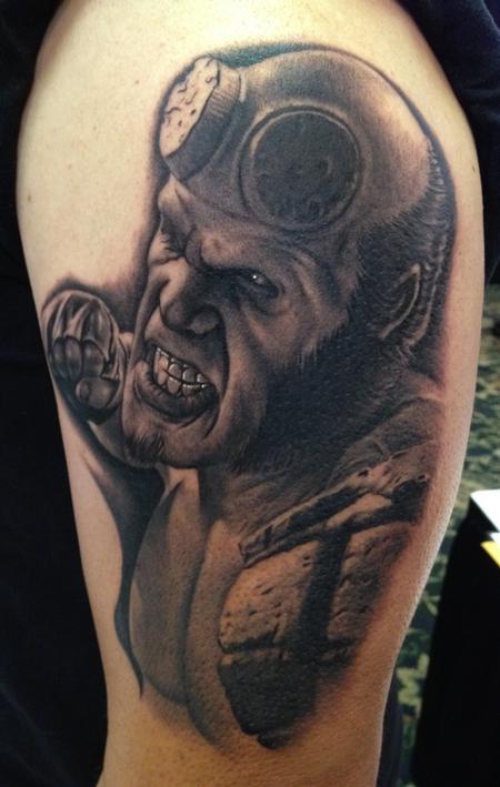 Tatuagens de Hellboy 30