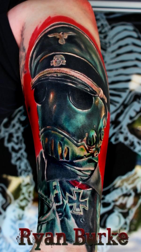Tatuagens de Hellboy 52