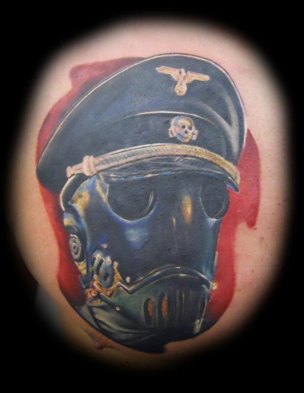 Tatuagens de Hellboy 53
