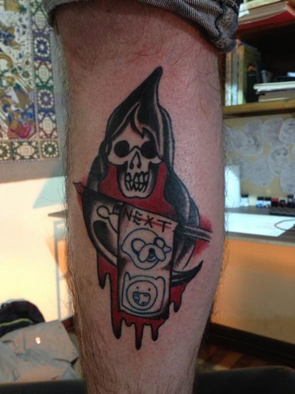 Tatuagens de hora de aventura 62