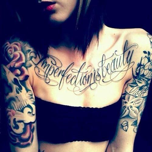 Tatuagens escritas - tatuagem escrita 22