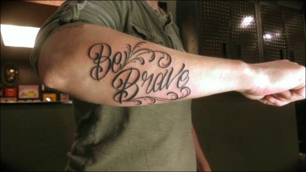 Tatuagens escritas - tatuagem escrita 28