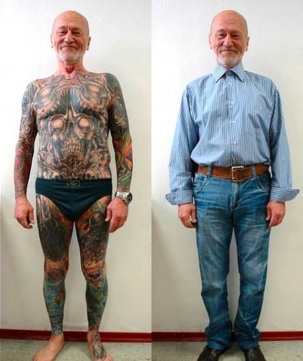 Tatuagens na terceira idade 01