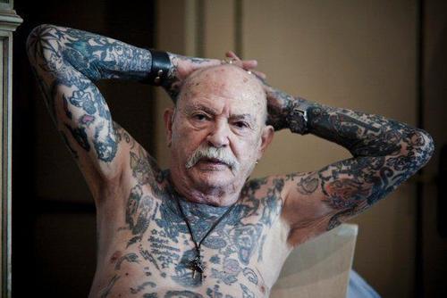 Tatuagens na terceira idade 04