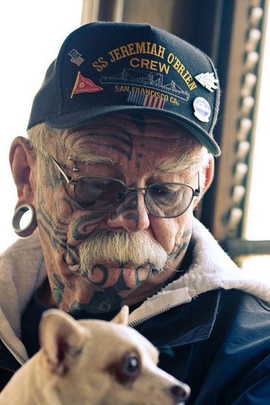 Tatuagens na terceira idade 09