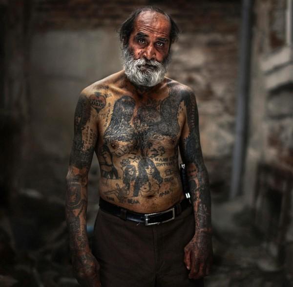 Tatuagens na terceira idade 12