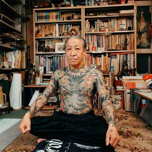 Tatuagens na terceira idade 18
