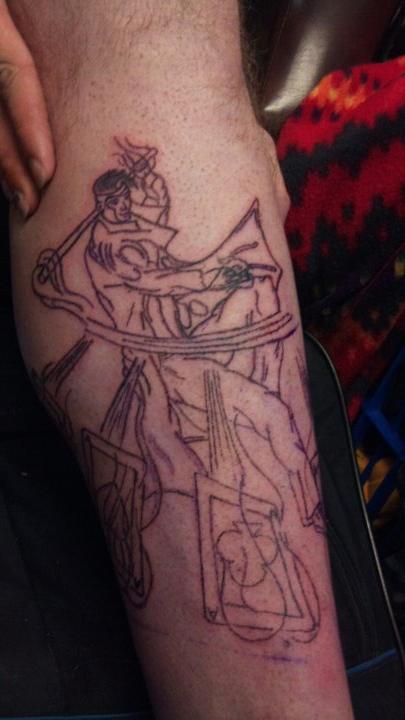 tatuagens que seu pai vai odiar 12