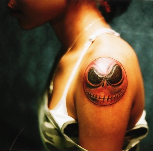 Tatuagens de O Estranho Mundo de Jack - Nightmare Before Christimas Tattoo 11