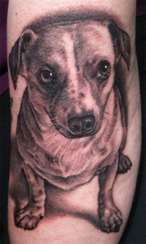 Tatuagens de cachorro 51