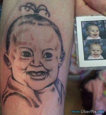 Tattoo fail tinta na pele 09