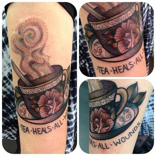 Tatuagens de fãs de café 01