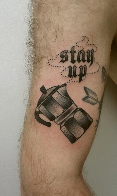 Tatuagens de fãs de café 04