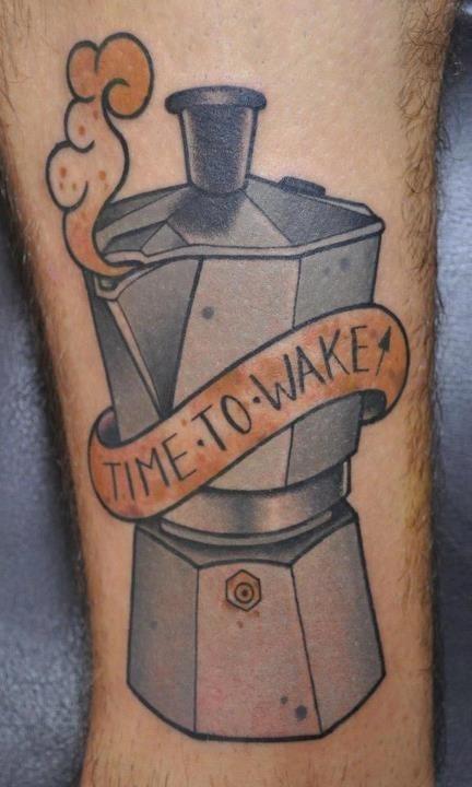 Tatuagens de fãs de café 05