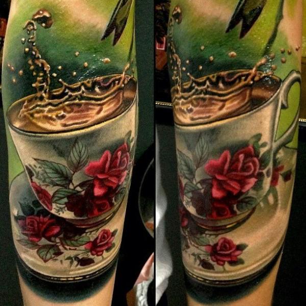 Tatuagens de fãs de café 07