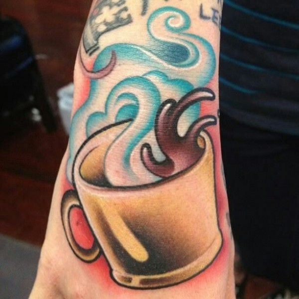 Tatuagens de fãs de café 08