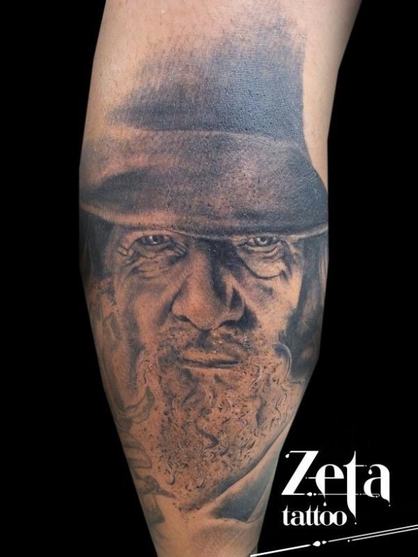Tatuagens do filme O Senhor dos Aneis 12