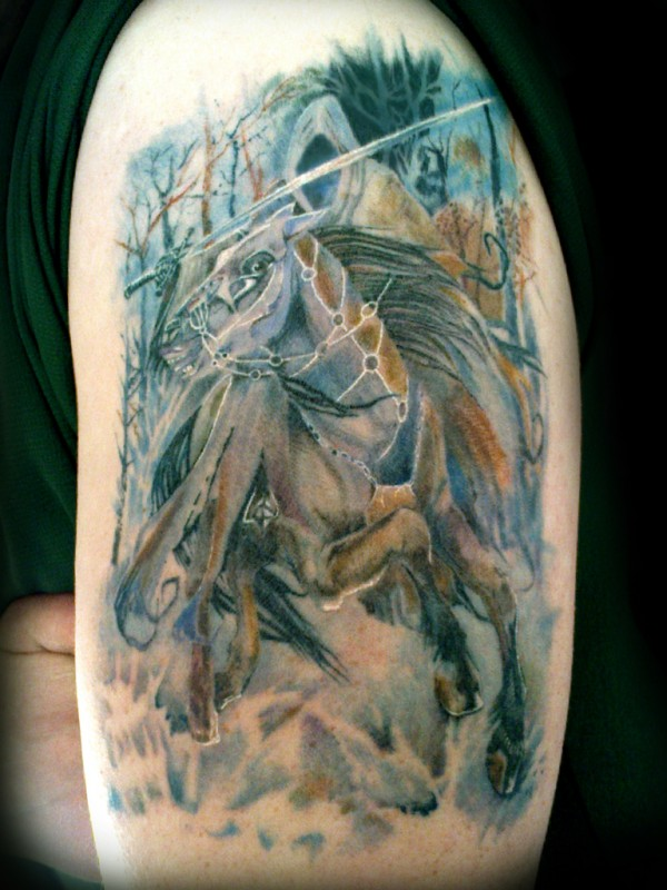 Tatuagens do filme O Senhor dos Aneis 24