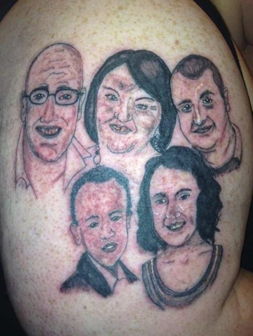 Tatuagens mal feitas para rir 01