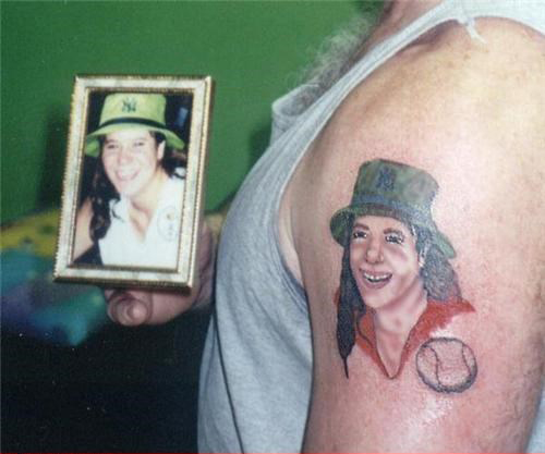 Tatuagens mal feitas para rir 30