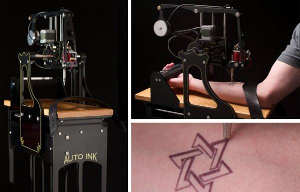 Maquina realiza tatuagens automaticamente 01