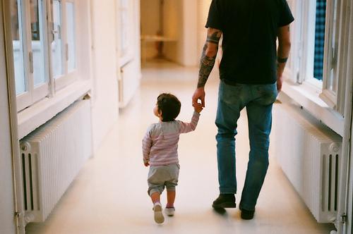 Pais e maes tatuados - Tattooed Parents 06