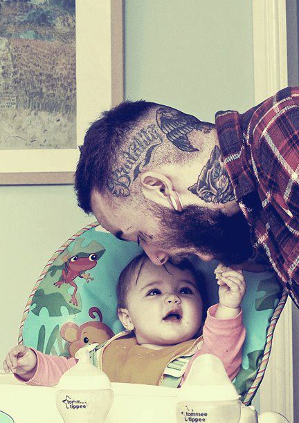 Pais e maes tatuados - Tattooed Parents 12